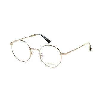 Occhiali d'oro Tom Ford Ford TF5503 028 Lucidy Rose