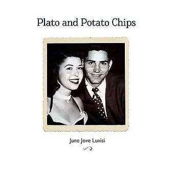 Plato and Potato Chips by Luvisi & June