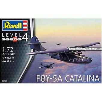 Revell 3902 PBY-5A Catalina Scale 1:72 Plastic Model Kit