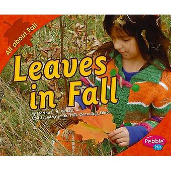 Leaves in Fall by Martha E H Rustad - 9781429600248 Book