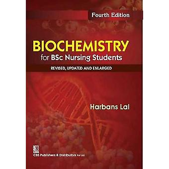 Biochemistry for BSc Nursing Students by Harbans Lal - 9788123927954