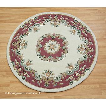 Royal Ivory Rose cirkel