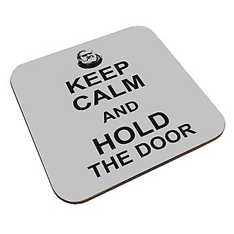 Hodor Keep Calm And Hold The Door Game Of Thrones Coaster