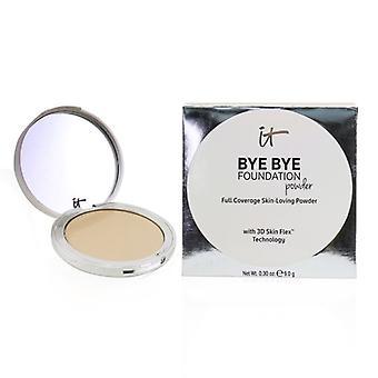 IT Cosmetics Bye Bye Foundation Powder - # Light Medium 9g/0.3oz