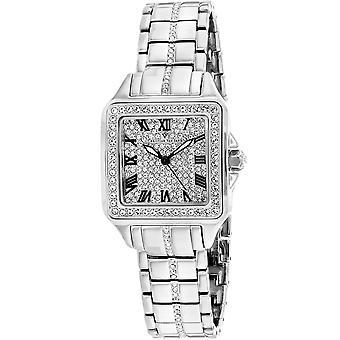 Christian Van Sant Frauen's Splendeur Silber Zifferblatt Uhr - CV4620