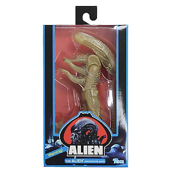 Alien Big Chap Concept 40th Anniversary Edition Poseable Figure from Alien