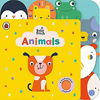 Baby Touch - Animals Tab Book - 9780241379141 Book