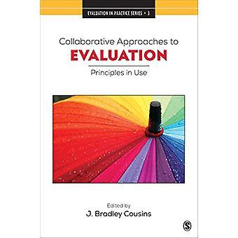 Approches collaboratives de l'évaluation - Principes utilisés par J. Bradl
