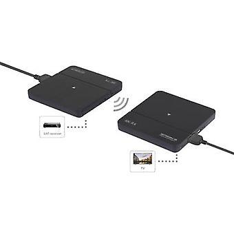SpeaKa Professional SP-HDFS-02 Wireless HDMI (set) 10 m 60 GHz 3840 x 2160 p