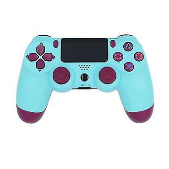 Berry Blue Wireless Bluetooth PS4 PlayStation 4 GamePad Controller