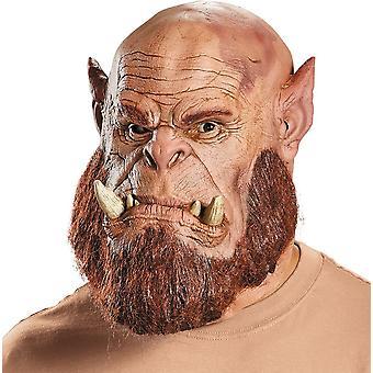 Warcraft Оргрима маска для взрослых