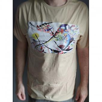 20 / جميع الألوان والأحجام المتاحة 100٪ القطن Tshirt اليدوية في جميع أنحاء العالم الشحن مجانا