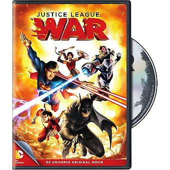 Justice League - Justice League: War [DVD] USA import