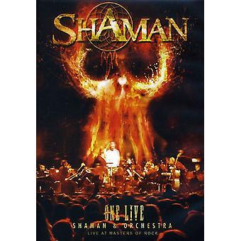 Shaman - One Live-Shaman & Orchestra [DVD] USA import