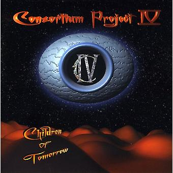 Ian Parry - Consortium Project IV: Children of Tomorrow [CD] USA import