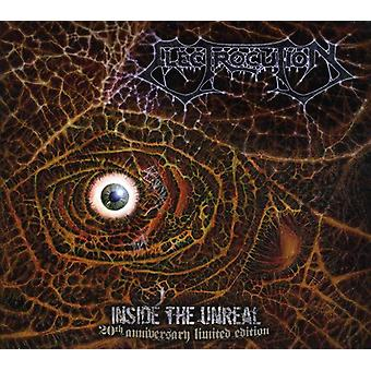 Electrocution - Inside the Unreal (20th Anniversary Limited Editio [CD] USA import