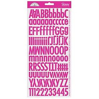 Doodlebug Design Bubblegum Skinny Stickers