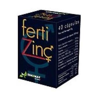 Fertizinc 40 capsules