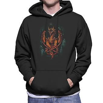 Alchemy Wyverex Auctor Men's Hooded Sweatshirt