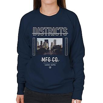 London Banter Districts Frauen's Sweatshirt