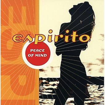 Espirito - Peace of Mind [CD] USA import