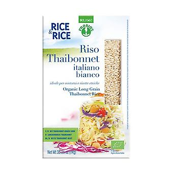 Vitt thaibonnet ris 1 kg
