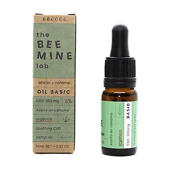 Hemp extract oil 3% 10 ml of oil