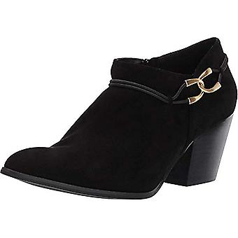 Bella Vita Women's Shoes Esme Suede Pointed Toe Ankle Fashion Boots