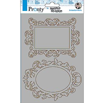 Pronty Crafts Barok Frames A5