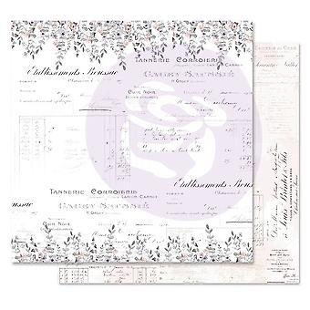 بريما التسويق لافندر فروست 12x12 بوصة أوراق اعترافي
