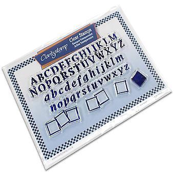 Claritystamp-postilaatikko tyhjennä postimerkit