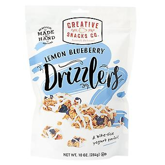 Yaratıcı Snacks Co Limon Yaban Mersini Drizzlers