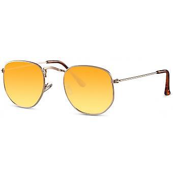 Solglasögon Unisex gul/guld (CWI2418)