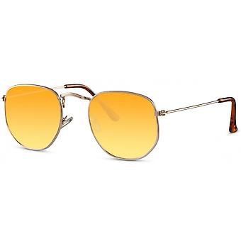 Sunglasses Unisex yellow/gold (CWI2418)