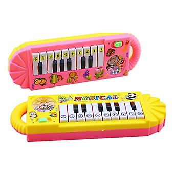Baby Piano Early Educational Toy, Infant Toddler Musical Enlightenment Toy