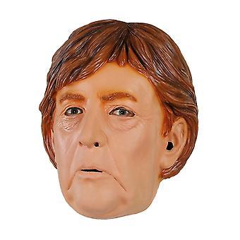 Masque de Merkel politicien de masque en caoutchouc masque de blague chancelière Angela
