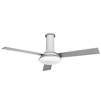 LED 1 Ventilador de techo claro gris