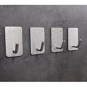 Self Adhesive Stainless Steel Wall Hook