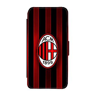 AC Milan Samsung Galaxy S9 Wallet Case