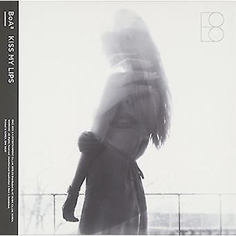 Boa - Kiss My Lips (Vol 8) [CD] USA import