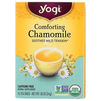 Yogi Tea- Comforting Chamomile, 1500 mg, 16 Bags