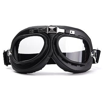Motorcycle Biker Flying Goggles Helmet Glasses Protector Windproof  Goggles