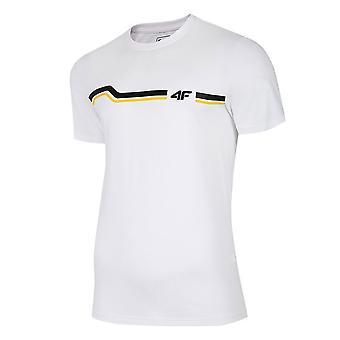 4F TSM024A H4L20TSM024A10S universelle Sommer Herren T-shirt