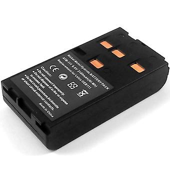 Battery for Leica GEB111 Duracell dr11 dna03 tps-400 tps-1100 tps-800 tps-700 dna10 Total Station