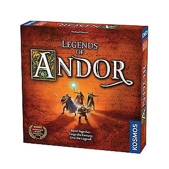 Legends of Andor Base Strategy Game