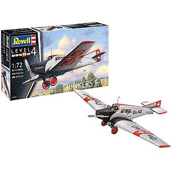 Revell 03870 Junkers F.13 Plastic Model kit