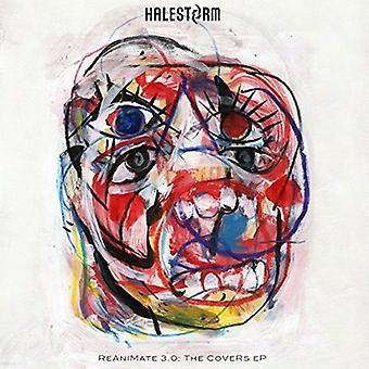 Halestorm - Återuppliva 3,0: Den Omfattar EP [Vinyl] USA import
