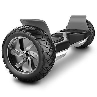 Challenger Basic Hoverboard black 8.5inch Hummer segway Off-Road  hoverboard Gift for kids black