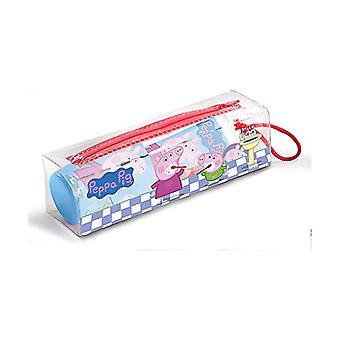 Set Oral Care for Kids Peppa Pig Cartoon (4 pcs)