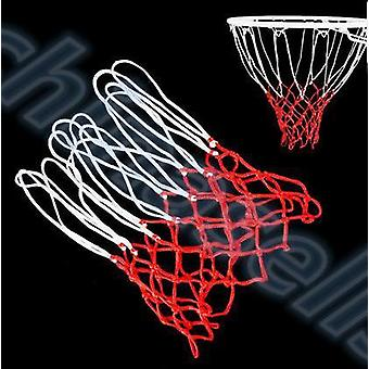 High Quality Durable Standard Size Nylon Thread Sports Basketball Hoop Mesh Net